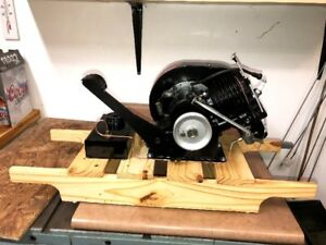 5 Vintage Antique engines
