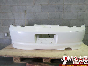 JDM Honda DC5 Type R ACURA RSX Rear OEM Bumper & Lower Lip