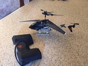 Hélicoptère téléguidé pour ipod