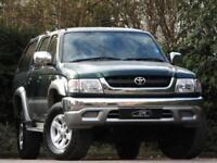 2004 04 TOYOTA HI-LUX 2.5 280 VX DOUBLE CAB 4WD 4D DIESEL