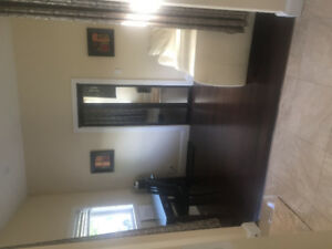 Partially furnished house for rent until July