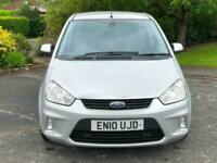 2010 Silver Ford CMAX Titanium 5 Dr Hatch Family Car! 114000 Miles! Stunning