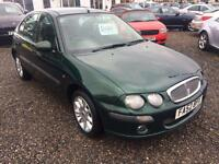 2003 ROVER 25 1.4 Impression S LOW INSURANCE LADY OWNER