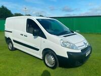 Citroen Dispatch 2.0HDI 120PS L1H1 SWB WOW JUST 38,000 MILES FROM NEW NO VAT!!