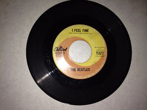 45 Tours The Beatles (I Feel Fine) No 5327