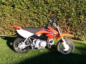 Moto Honda CRF 50