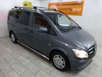2011,Mercedes-Benz Vito 2.1CDI***BUY FOR ONLY £62 PER WEEK***