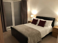 Double room with Juilet balcony and generous en-suite in immaculate