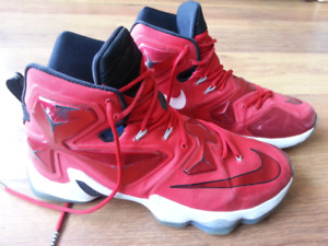Nike basketball shoes size 11.5