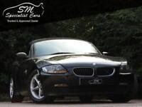 2007 57 BMW Z4 2.0 Z4 SE ROADSTER 2D 148 BHP