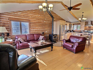 Waterfront Cottage for Sale North Glengarry West Island Greater Montréal image 5
