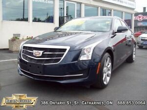 2015 Cadillac ATS Sedan LUXURY AWD  - Low Mileage