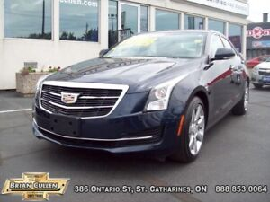 2015 Cadillac ATS Sedan LUXURY AWD
