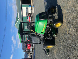 John Deere Greens Mower
