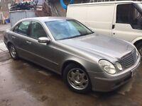 Mercedes w211 e220 CDI 121k miles SWAP FOR BMW E60,90 or cash