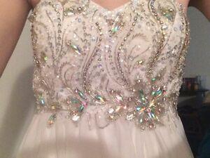 Size 4 grad/wedding dress