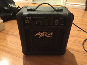 Amplificateur Mega Amp GL-15 15W & 60Hz