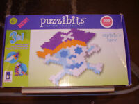 Pirate 3D puzzle 3 in 1