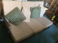 Large Ercol sofa for sale