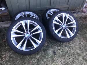 Winter tires and wheels BMW 5Series