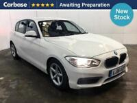 2016 BMW 1 SERIES 116d EfficientDynamics Plus 5dr