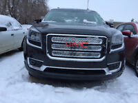 2013 GMC Acadia SUV, AWD in mint condition, Price Reduced