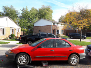 1995 Chevy Cavalier - Parts Car