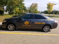 Taxi Sherwood Park Flat Rate Services ph:780-464-1500.
