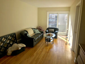 2 bedroom apartment downtown available for 1 yr lease - May 1