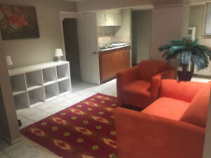 BSM FURNISHED 5M FROM HUMBER COLLEGE BACHELOR