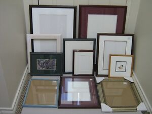 FRAMES - USED / MISC. SIZES + PRICES