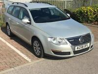 2008 58 Volkswagen Passat 1.9TDI DPF Bluemotion Estate