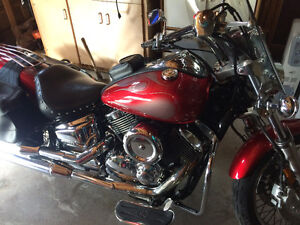 Clean motocicle for sale