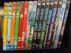 Family Guy Seasons 1-14 (Lot) Perfect condition