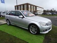 2011 Mercedes-Benz C Class 2.1 C250 CDI BlueEFFICIENCY Sport 5dr