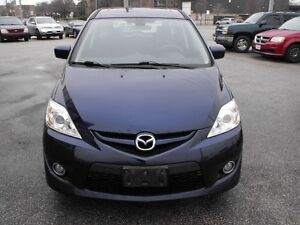 2010 MAZDA 5  LOADED  SUNROOF  3RD ROW SEATS  A MUST SEE Windsor Region Ontario image 6