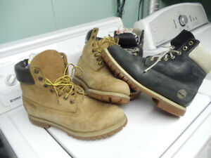 Timberland winter boot  size (10 and 10,5)