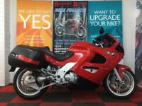 2000 BMW K1200RS 1200CC K 1200 RS