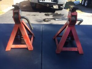 2 ton car jack stands