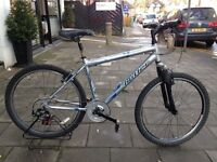"""CLAUD BUTLER MOUNTAIN ALLOY 19"""" INCH FRAME FULLY REFURBISH FOR SALE ONLY £129"""