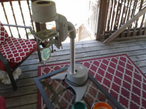 Vintage Bausch & Lomb Projection Microscope. Original untouched.