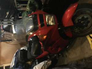 2000 kawasaki concours 1000cc, for sale or trade for an ATV