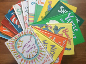 15 dr.seuss books for sale