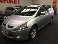 2007 MITSUBISHI GRANDIS 2.0 DI D Equippe From GBP4650+ Retail package