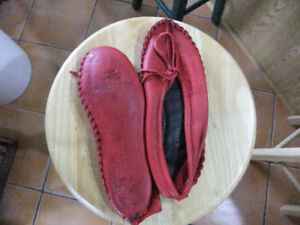 Canadian Made slippers