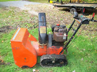 old snowblower for sale
