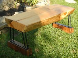 Log Benches - Pine -  $299.00 each Cambridge Kitchener Area image 6
