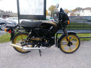 Tomos LX Touring moped