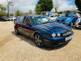 image for 2008 Jaguar X-Type 2.2d SE 2009 4dr Auto DPF Saloon Diesel Automatic