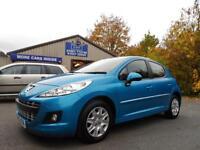 Peugeot 207 1.4 75 Active 5 DOOR FULL HISTORY 12 PLATE 2012 YEAR